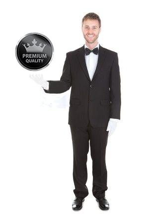 hombre de calidad